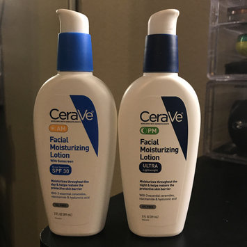 Photo of CeraVe Suncare Sunscreen Face Lotion SPF 30 uploaded by Bailey A.