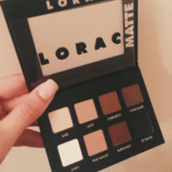Photo of LORAC PRO Matte Eye Shadow Palette (Chocolate/Red/Latte) uploaded by Jamie S.