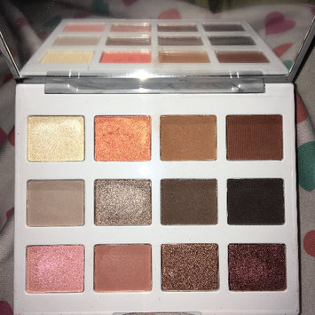 Photo of BH Cosmetics Marble Collection - Warm Stone - 12 Color Eyeshadow Palette uploaded by Franki R.