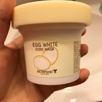 Photo of Skin Food SkinFood Egg White Pore Mask, 2.40 Ounce uploaded by Nora H.
