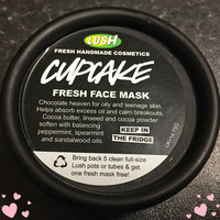 LUSH Cupcake Fresh Face Mask uploaded by Nya T.