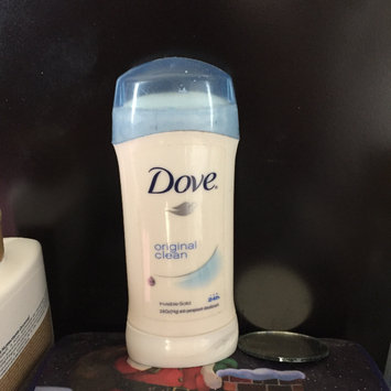 Photo of Dove® Original Clean Antiperspirant & Deodorant uploaded by Yaritza V.