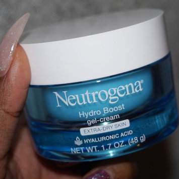Photo of Neutrogena Hydro Boost Gel-Cream Extra-Dry Skin uploaded by Angelee M.