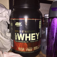 Optimum Nutrition Gold Standard Natural 100% Whey Protein uploaded by Yaritza V.