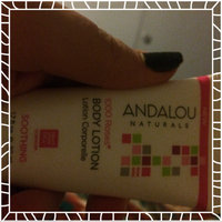 Andalou Naturals Body Lotion uploaded by Sarah D.