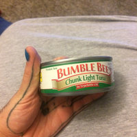 Bumble Bee Chunk Light Tuna in Vegetable Oil uploaded by Ella P.