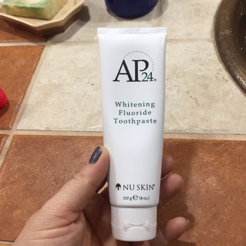 Photo of AP-24 Whitening Fluoride Toothpaste uploaded by Andrea S.