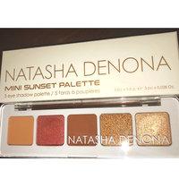 Natasha Denona Mini Sunset Eyeshadow Palette uploaded by Janeigne N.