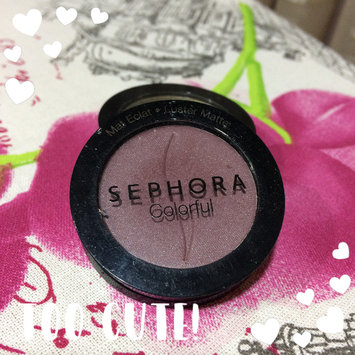 Photo of SEPHORA COLLECTION Colorful Eyeshadow uploaded by Sophie G.