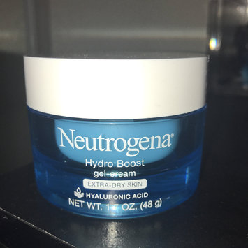 Photo of Neutrogena® Hydro Boost Gel-Cream Extra-Dry Skin uploaded by Bailey A.