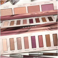Urban Decay Backtalk Eye & Face Palette uploaded by Carla H.