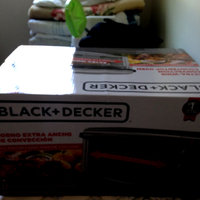 Black & Decker To3250xsb Extra-wide 8-slice Toaster Oven uploaded by Nka k.