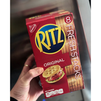 Photo of Nabisco RITZ Crackers Fresh Stacks uploaded by Devona L.