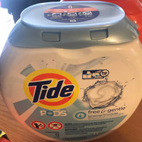 Tide PODS® Free and Gentle Laundry Detergent uploaded by Jess C.