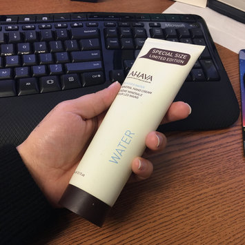 Photo of AHAVA Mineral Hand Cream uploaded by Janeal F.