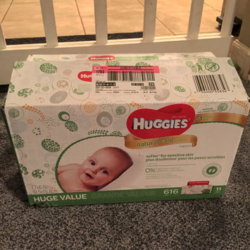 Photo of Huggies® Natural Baby Care Wipes uploaded by Jennifer S.