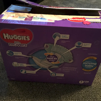 Photo of Huggies® Little Movers Diapers uploaded by Jennifer S.
