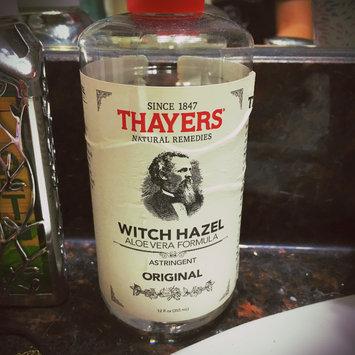Photo of Thayers Original Witch Hazel Astringent with Aloe Vera uploaded by Mandi F.