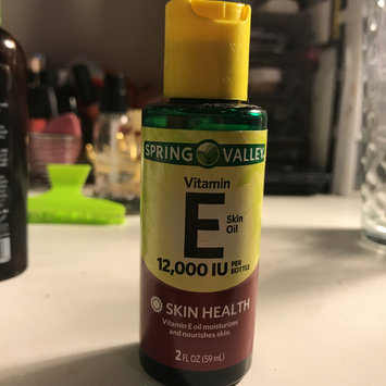 Photo of Spring Valley Vitamin E Skin Oil 12 uploaded by Rhi H.
