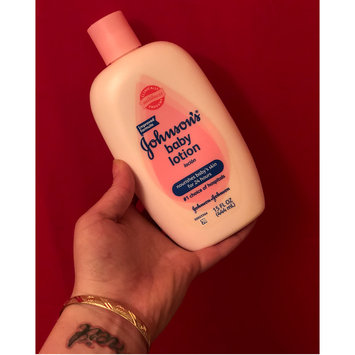 Photo of Johnson's® Baby Lotion uploaded by Devona L.