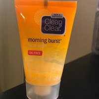 Clean & Clear® Morning Burst® Shine Control Cleanser uploaded by Bailey A.