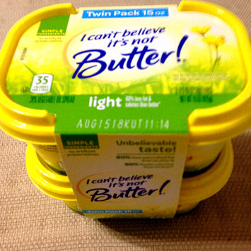 Photo of I Can't Believe It's Not Butter! Light 30% Vegetable Oil Spread uploaded by Nka k.