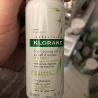 Klorane Dry Shampoo with Oat Milk - All Hair Types uploaded by Brie M.