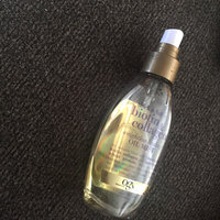 OGX® Thick And Full Biotin And Collagen Oil Mist uploaded by peyton b.