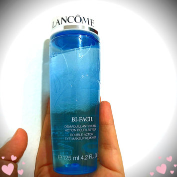 Photo uploaded to Lancôme Bi-Facil Double-Action Eye Makeup Remover by Wesooooo D.