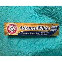 ARM & HAMMER™ Advance White Extreme Whitening Baking Soda & Peroxide Toothpaste uploaded by Kira C.