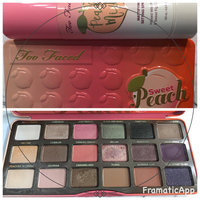Too Faced Sweet Peach Eyeshadow Collection Palette uploaded by Kari D.