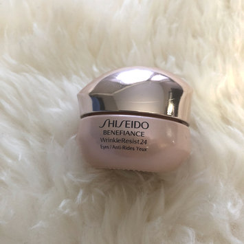 Photo of Shiseido Benefiance WrinkleResist24 Intensive Eye Contour Cream uploaded by Michelle F.