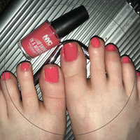 NYC New York Color In a New York Minute Nail Polish, Penn Station Pink, 0.33 fl oz uploaded by Jennifer R.