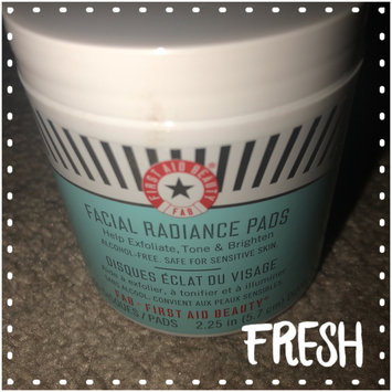 Photo of First Aid Beauty Facial Radiance Pads uploaded by AnnaKate H.
