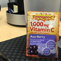 Emergen-C 1,000 mg Vitamin C Acai Berry uploaded by Giselle F.