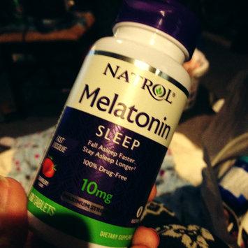 Photo of Natrol Melatonin Fast Dissolve uploaded by Alicia G.