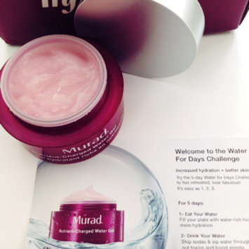 Photo of Murad Nutrient-Charged Water Gel uploaded by Anna S.