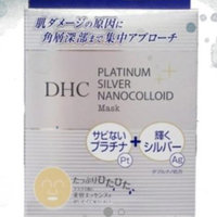 DHC PA Nanocolloid Mask 21mlx5sheets uploaded by Eng L.