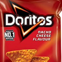 Doritos®  Nacho Cheese Flavored Tortilla Chips uploaded by Eng L.