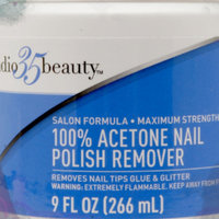 Studio 35 Beauty 100% Acetone Nail Polish Remover uploaded by Eng L.