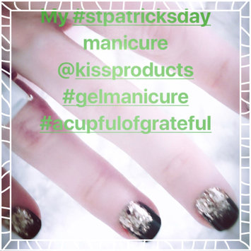 Photo of Kiss Gel Fantasy Nails Painted Veil, 24 ct - KISS NAIL PRODUCTS, INC. uploaded by April W.