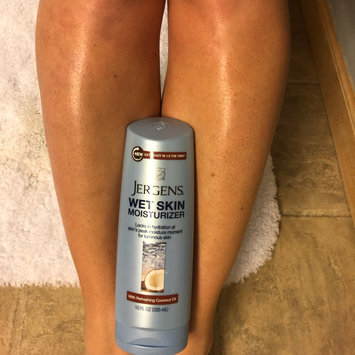 Photo of JERGENS® Wet Skin® Moisturizer with Refreshing Coconut Oil uploaded by Justine F.
