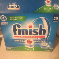 Finish Powerball Tabs Dishwasher Detergent (Fresh Scent, 270 Count) uploaded by MeganAnne W.