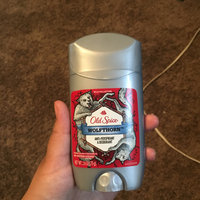 Old Spice Wild Collection Invisible Solid Anti-Perspirant & DeodorantWolfthorn Scent uploaded by Jasmin G.