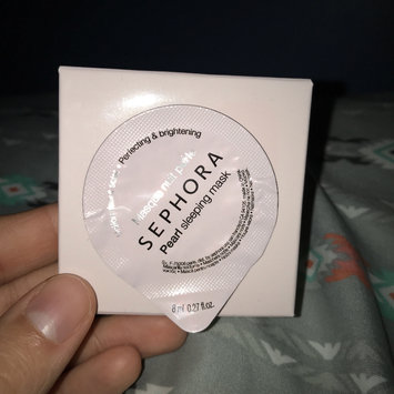 Photo of SEPHORA COLLECTION Sleeping Mask Pearl 0.27 oz uploaded by Jamie O.