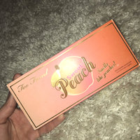 Too Faced Sweet Peach Eyeshadow Collection Palette uploaded by beautifyasme B.