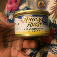 Fancy Feast® Flaked Fish & Shrimp Gourmet Wet Cat Food uploaded by Ella P.