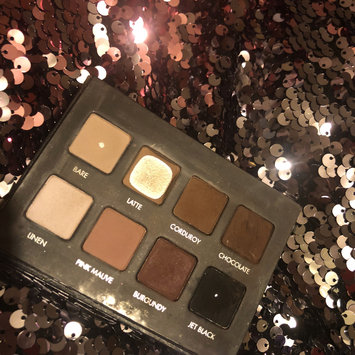 Photo of LORAC PRO Matte Eye Shadow Palette (Chocolate/Red/Latte) uploaded by Selena L.