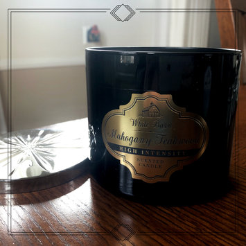 Photo of Bath & Body Works 2014 MAHOGANY TEAKWOOD 3 Wick Scented Candle 14.5 oz./411 g uploaded by Sarah S.