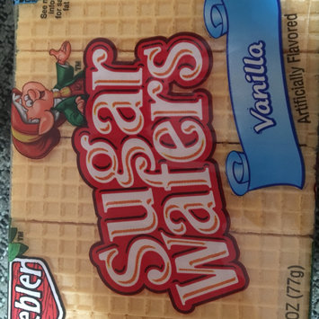 Photo of Keebler Sugar Wafers Strawberry uploaded by Monica C.